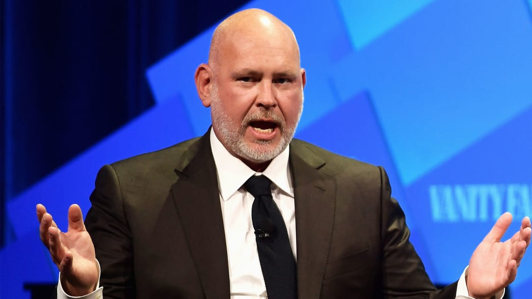 Steve Schmidt Storms Off Own Podcast When Asked About Advising Howard Schultz