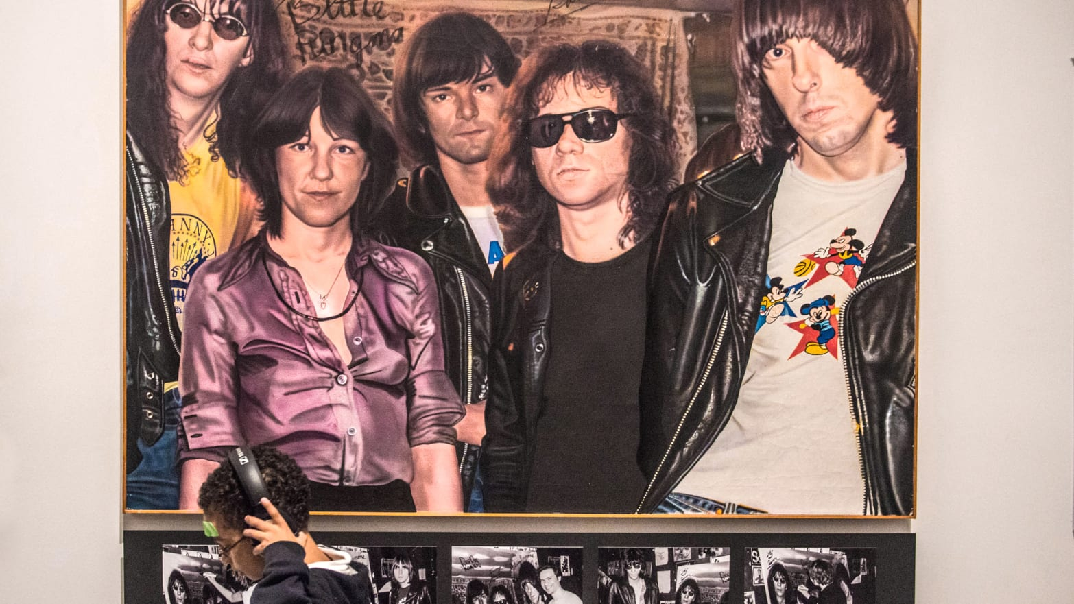 A Museum Is The Worst Place To Celebrate Punk And The Ramones