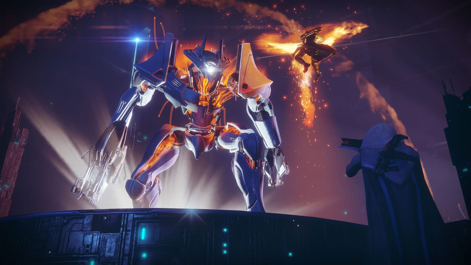 'Destiny 2' Wants to Be the Last Game You Ever Play