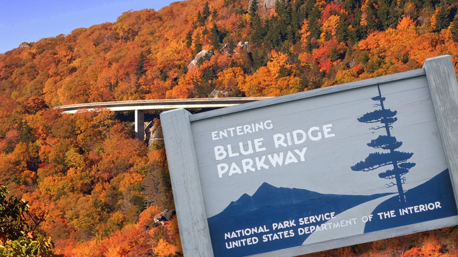 blue ridge parkway coupons