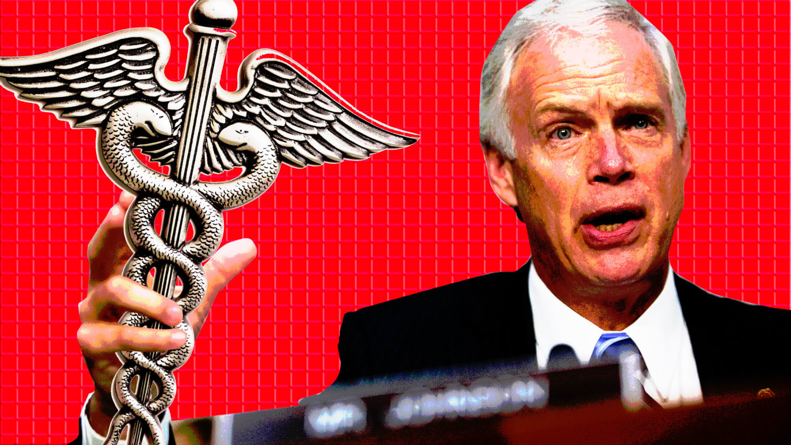 Republicans Left Ron Johnson for Dead Last Year, Now He Could Kill Their Health Care Bill