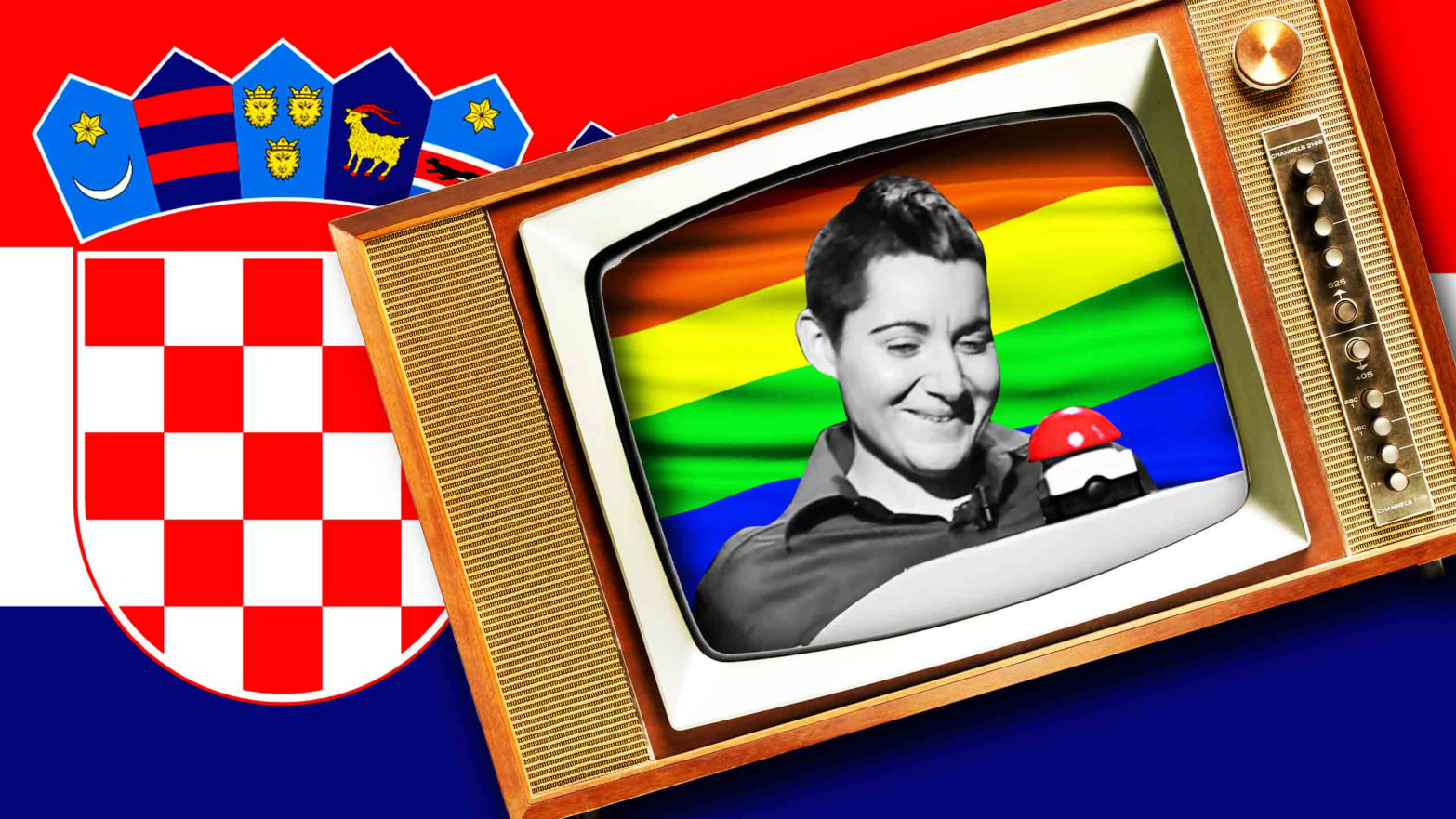 Coming Out on Croatia's Most Popular TV Show Was Political