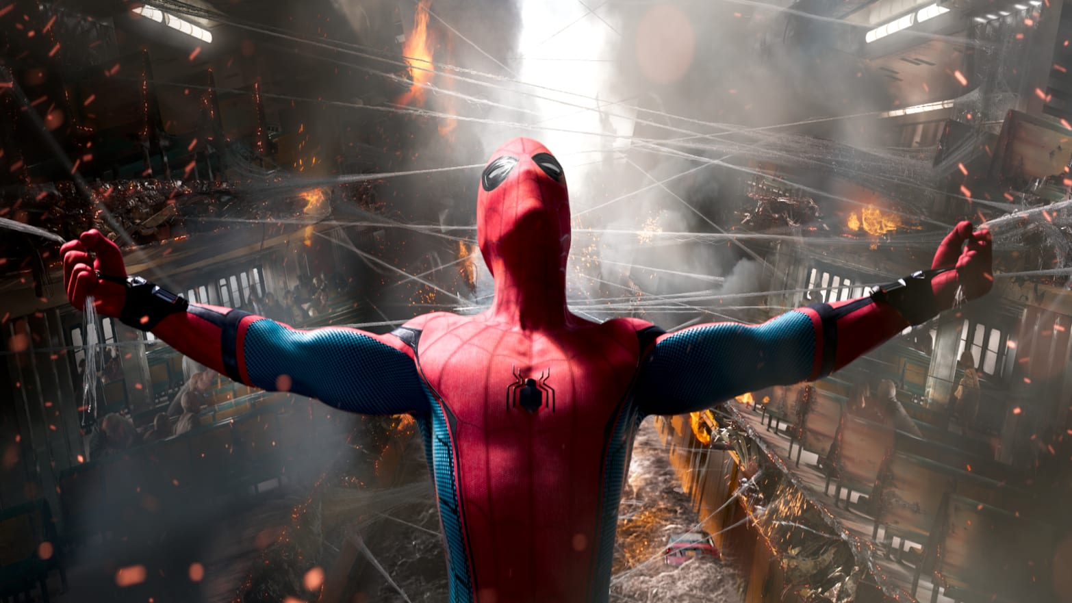 feb418e8f4 How Marvel Made Spider-Man Great Again with 'Homecoming'