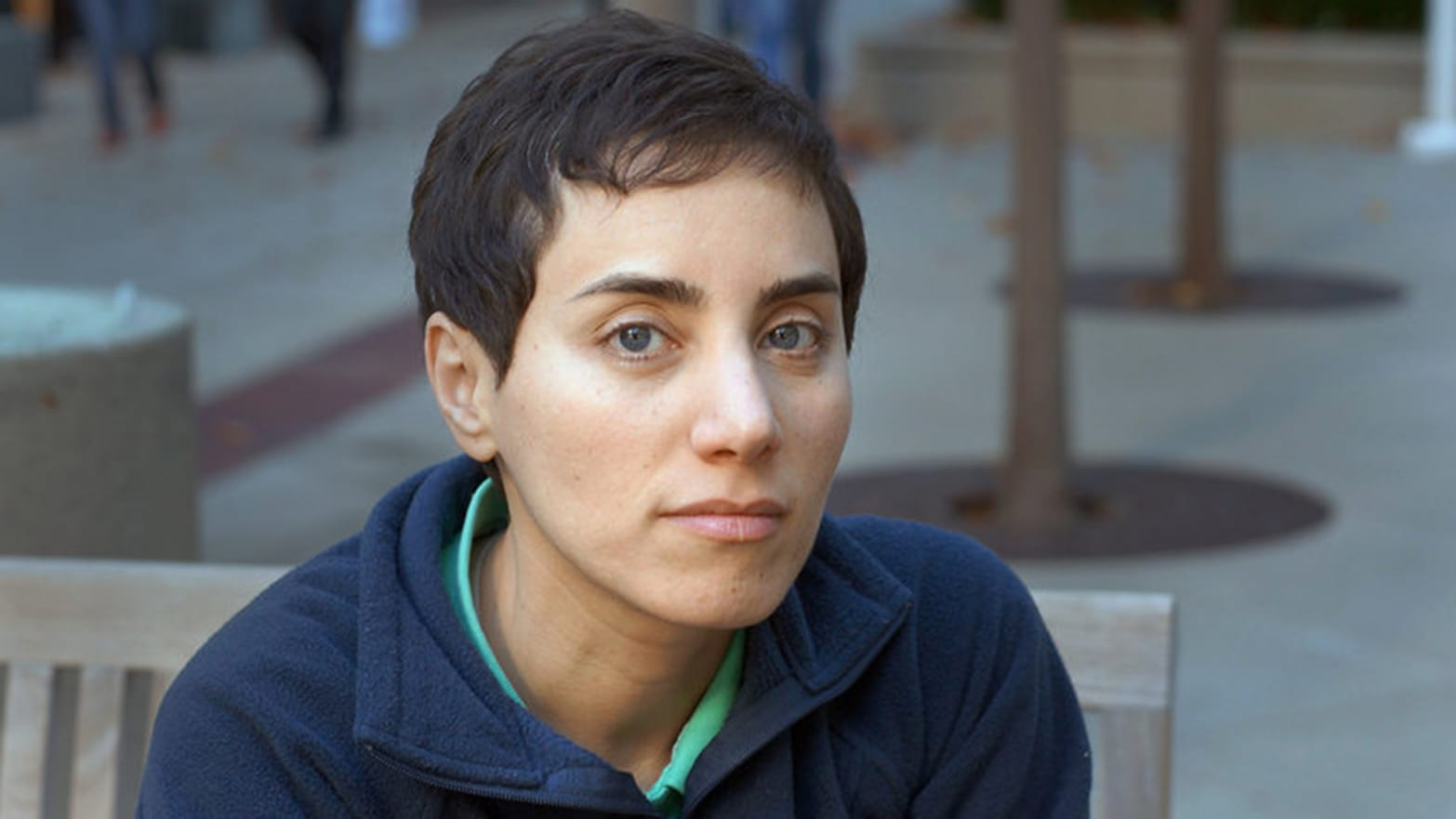Iran Photoshops a Veil on Its Deceased Math Genius Maryam Mirzakhani