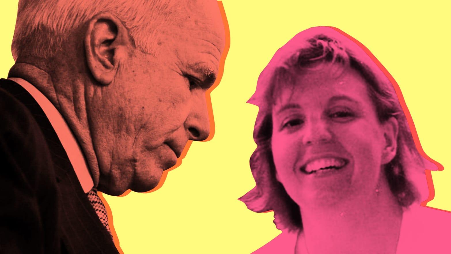 Why the Same Cancer John McCain Is Fighting Finally Killed Paula Oertel