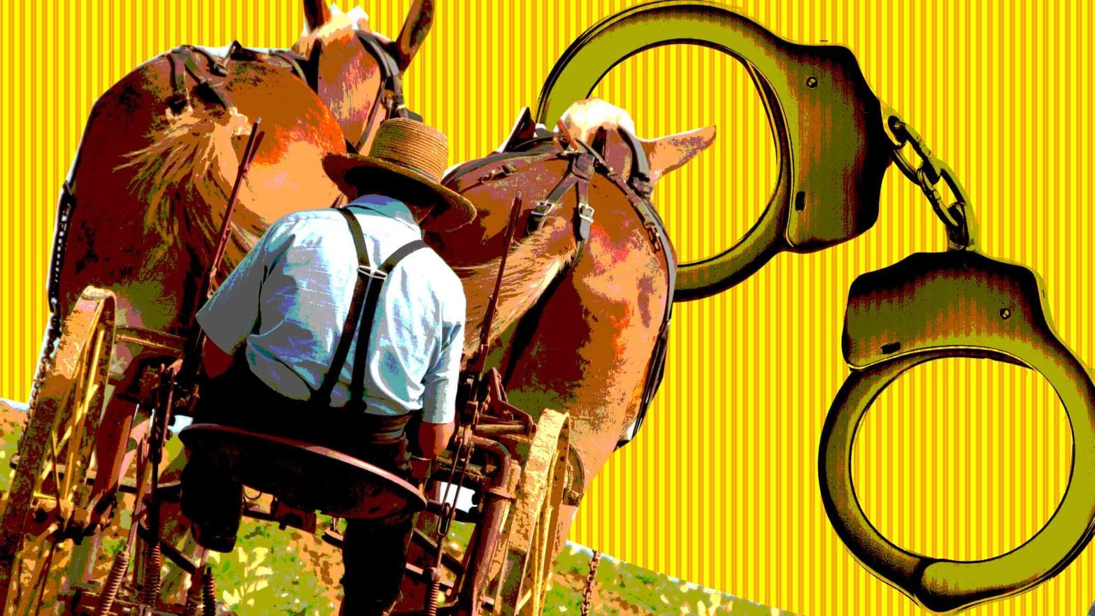 How the FDA Made a Felon Out of This Amish Farmer