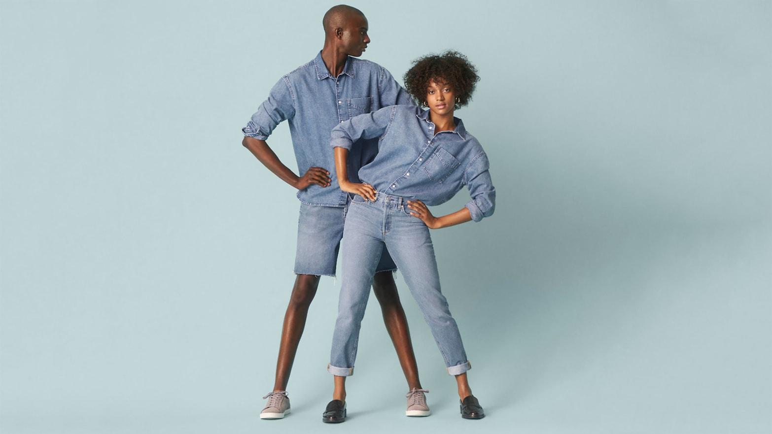 2ef392fde40d1 Do Men and Women Really Want Genderless Fashion?