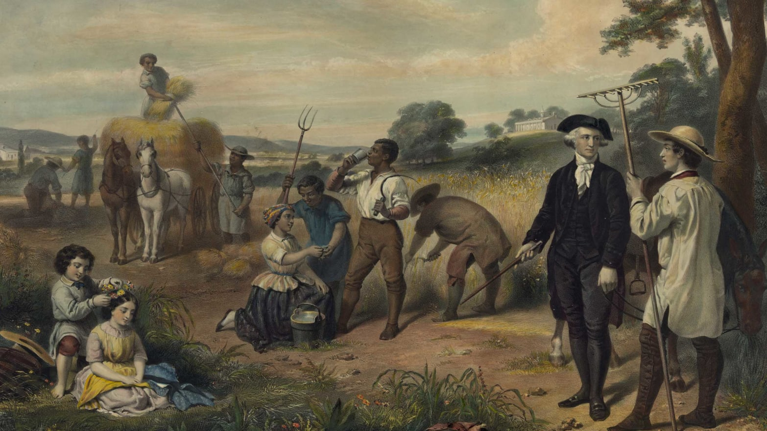 Slavery Haunted Washington—His Heirs Didn't Get the Message