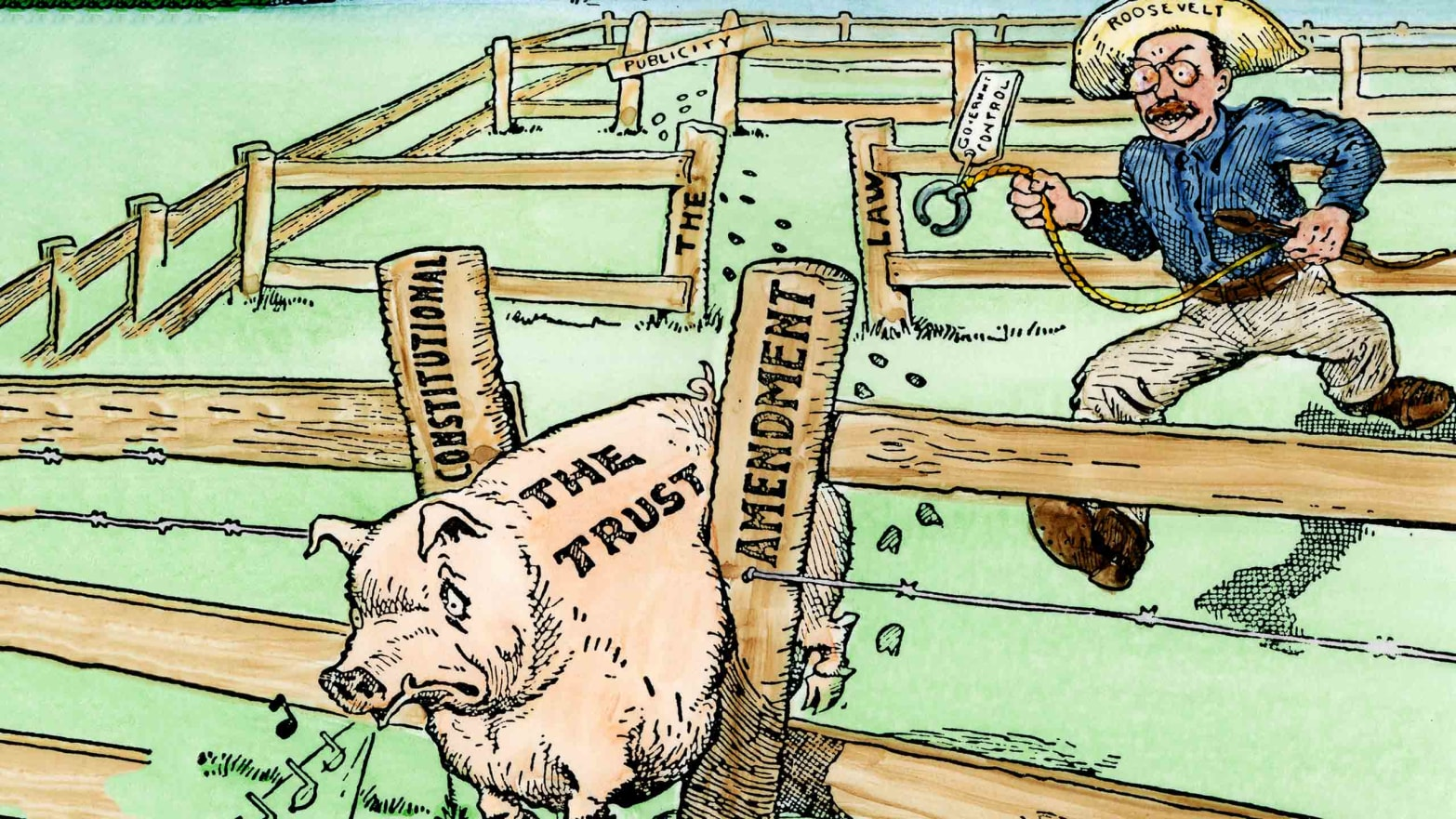 Trust Busting the Two-Party System