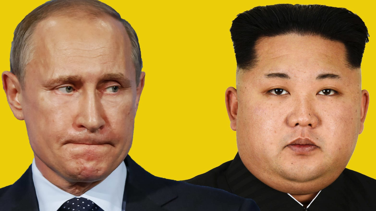 Vladimir Putin's 'Dangerous' Game With North Korea