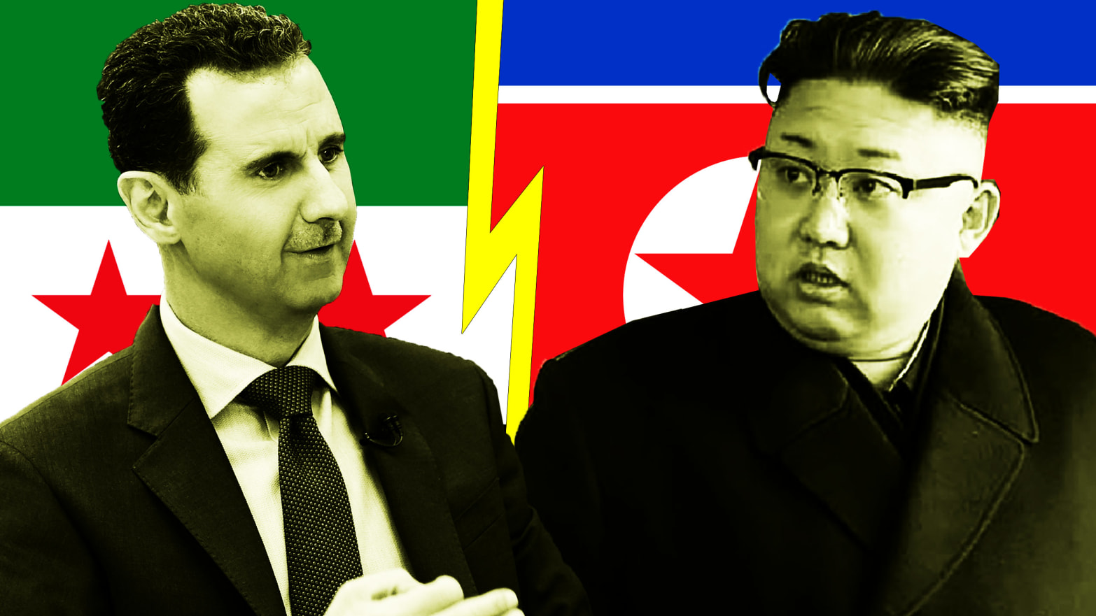 Did Iran fund Kim Jon Un's secret chemical weapons deal to Syria?