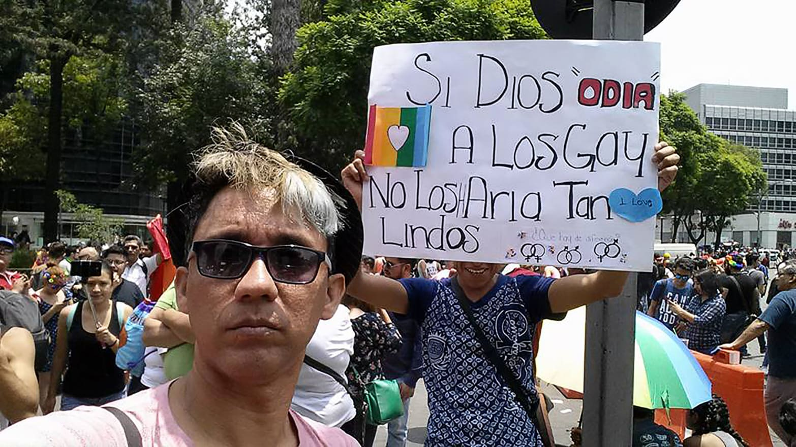 Caleb Orozco fought, successfully, to overturn Belize's anti-gay sodomy laws.