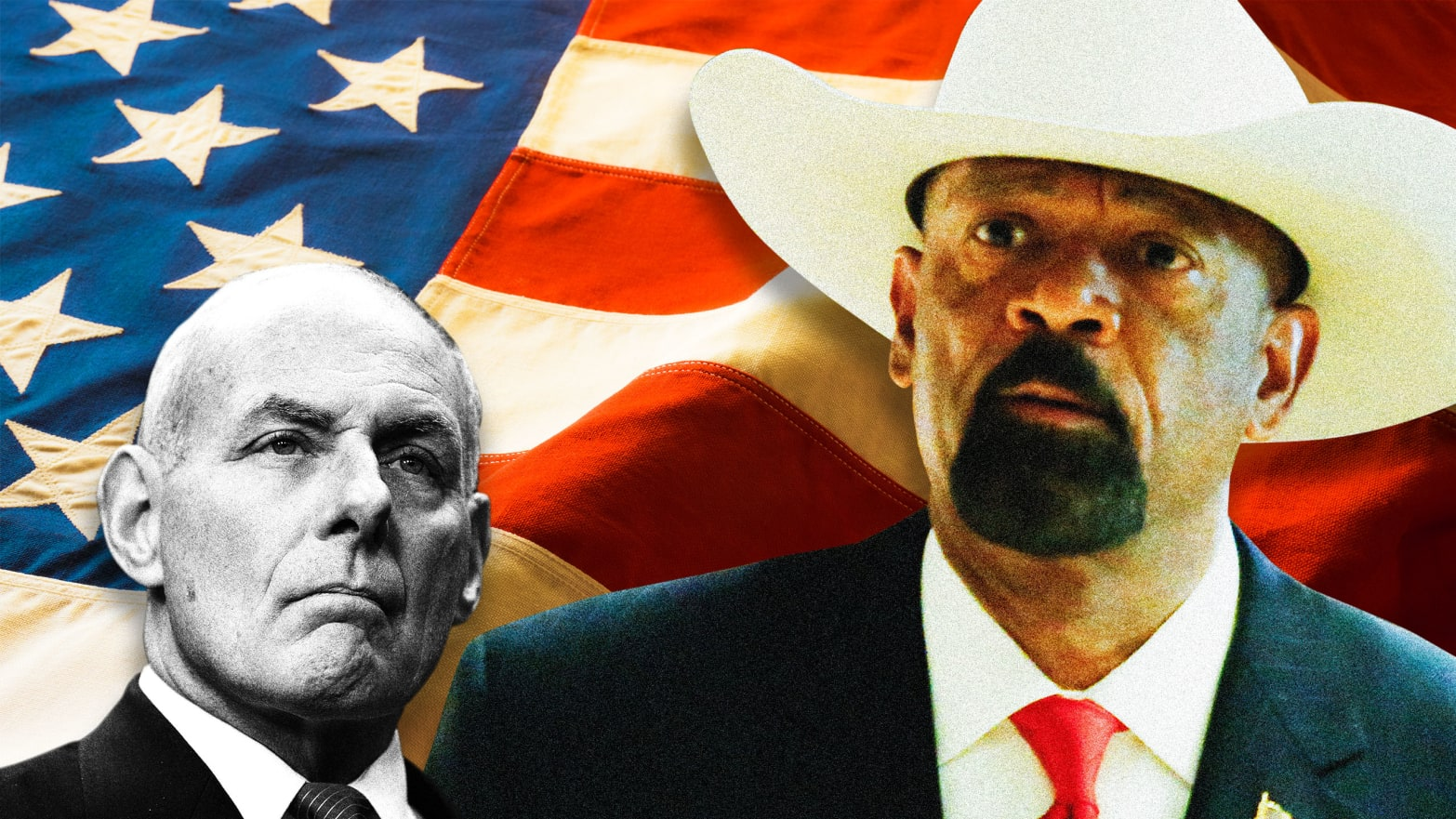 Sheriff Clarke Was In Talks for a Trump White House Job—Then John Kelly Killed It