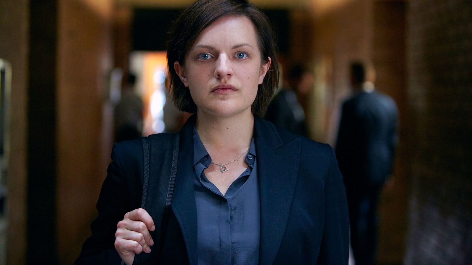 Talking with Emmy nominee Elizabeth Moss about 'The Handmaid's Tale,' the new season of 'Top of the Lake,' and Oprah.