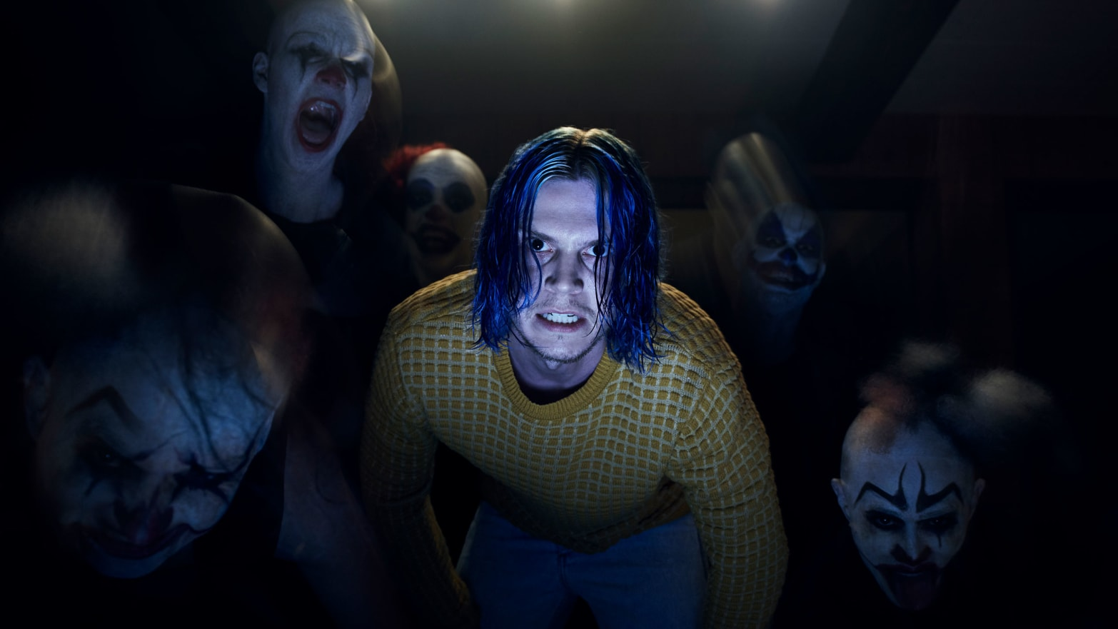 Ryan Murphy's election themed season of 'American Horror Story' is a genius satire of liberal white privilege.