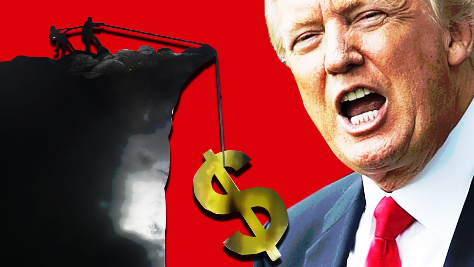 Here's One Thing Trump Is Right About: Time to Ditch the Debt Ceiling