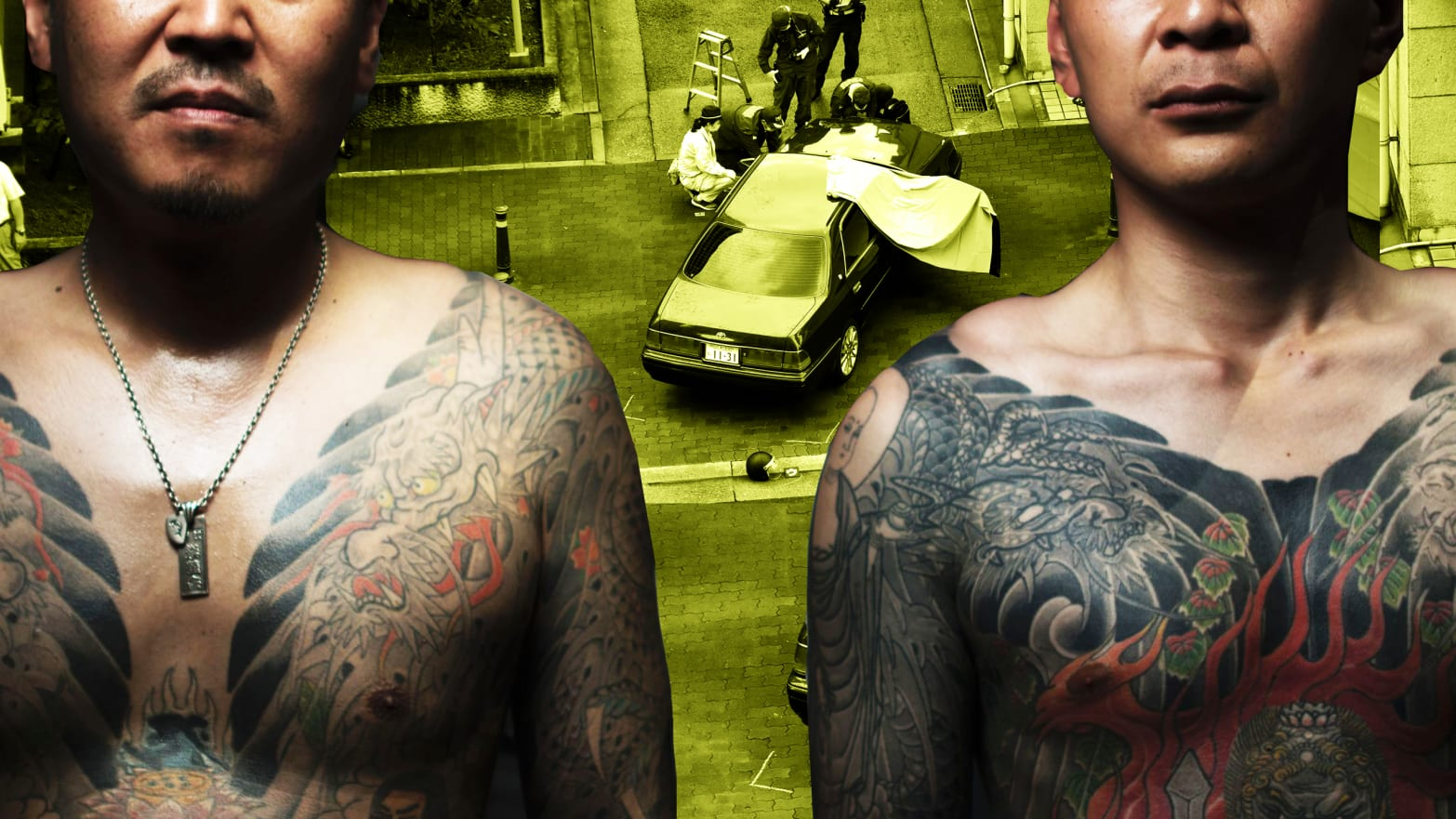 The New Yakuza Murders: Inside the Japanese Mafia's Circle of Death