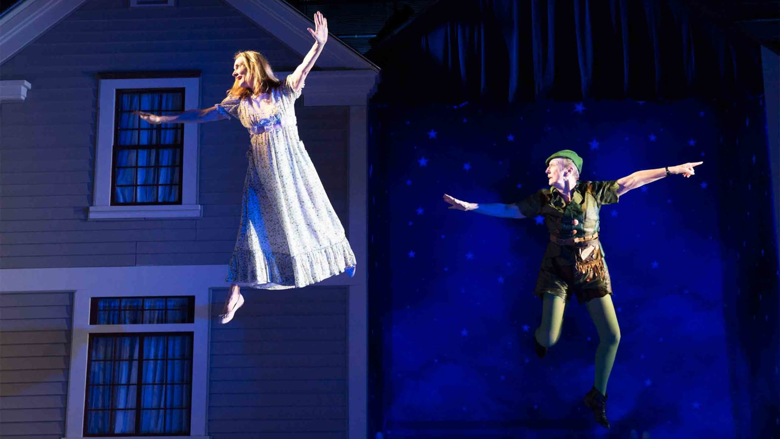 Who'd Want To Be Old? Reviews of 'For Peter Pan on Her 70th