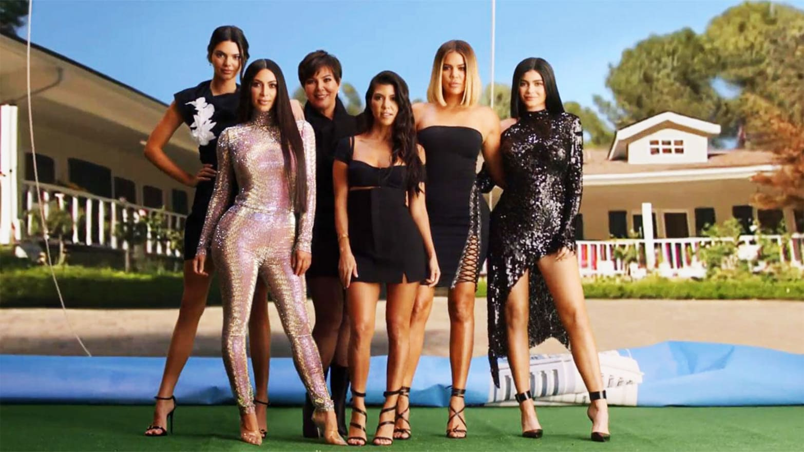 How We Kept Up With 'Keeping Up With the Kardashians'