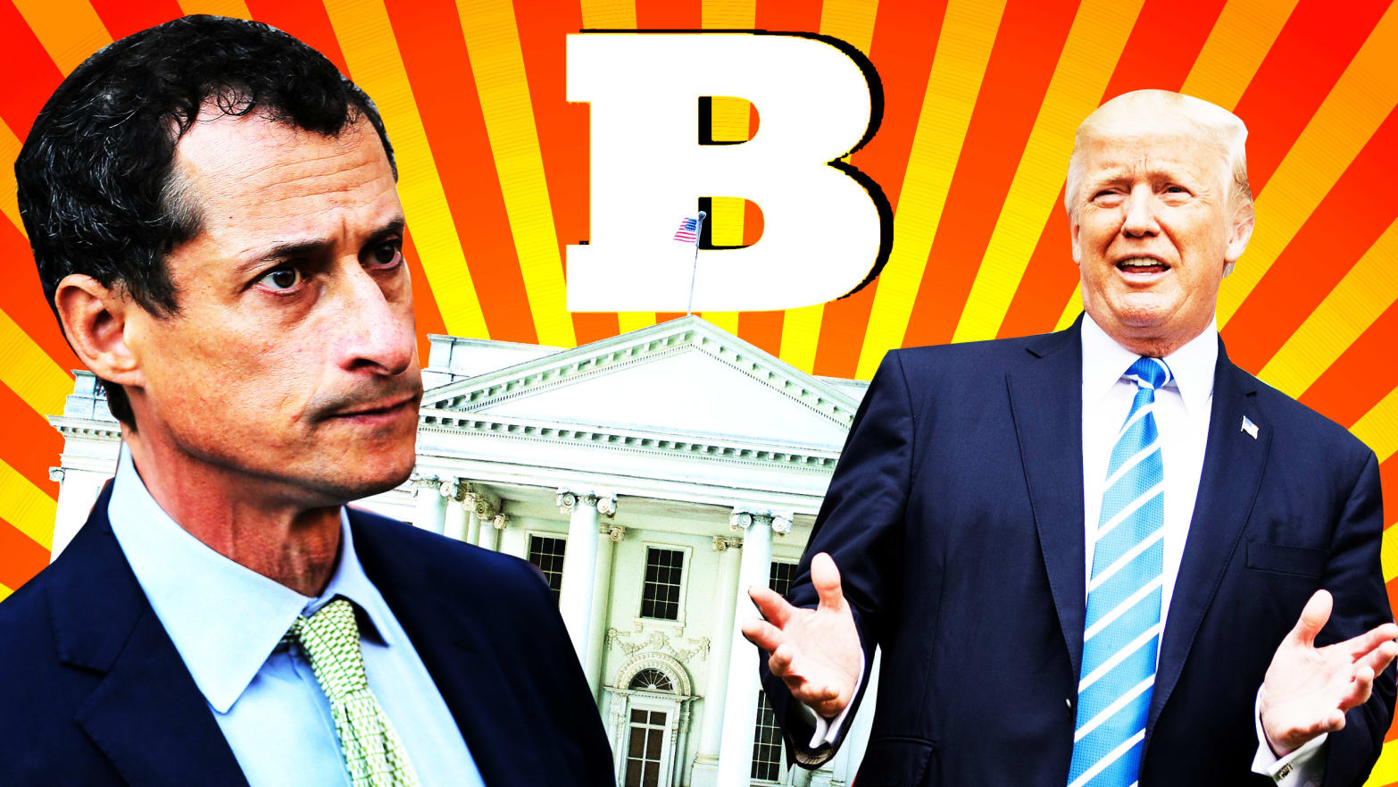 Andrew Breitbart's Photo of Anthony Weiner's Penis Helped Donald Trump Become President and Everything Is Terrible