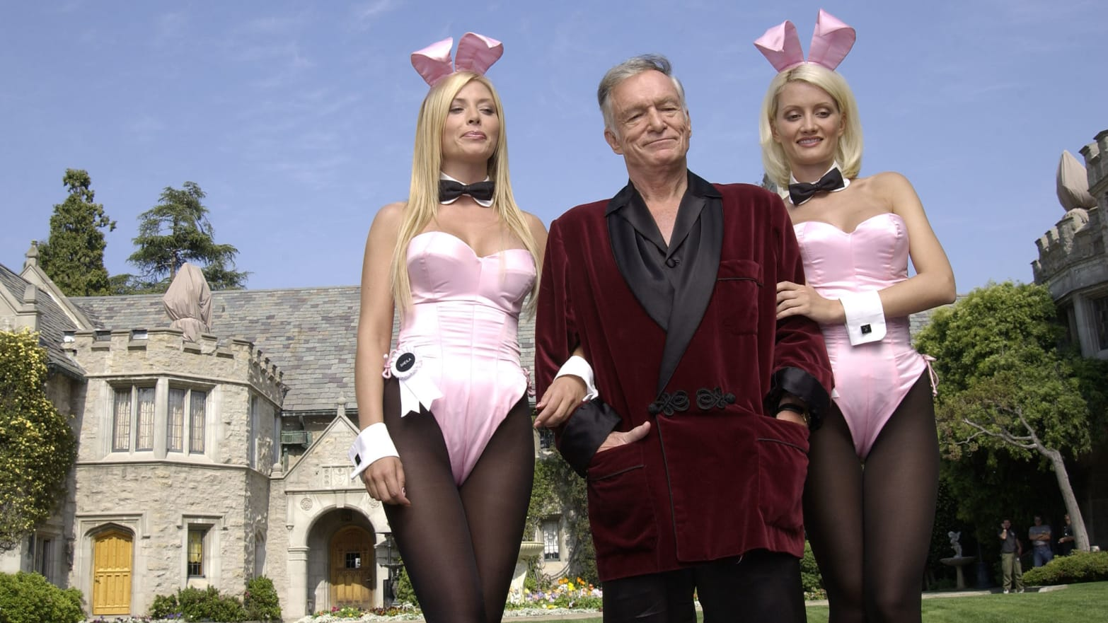 Why Hugh Hefner's Haters Won't Let Him Rest In Peace