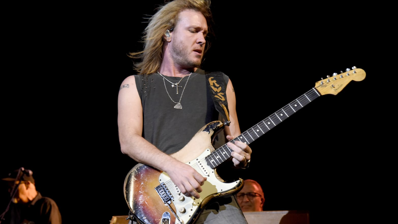 """Kenny Wayne Shepherd performs in support of the band's """"Lay It On Down"""""""