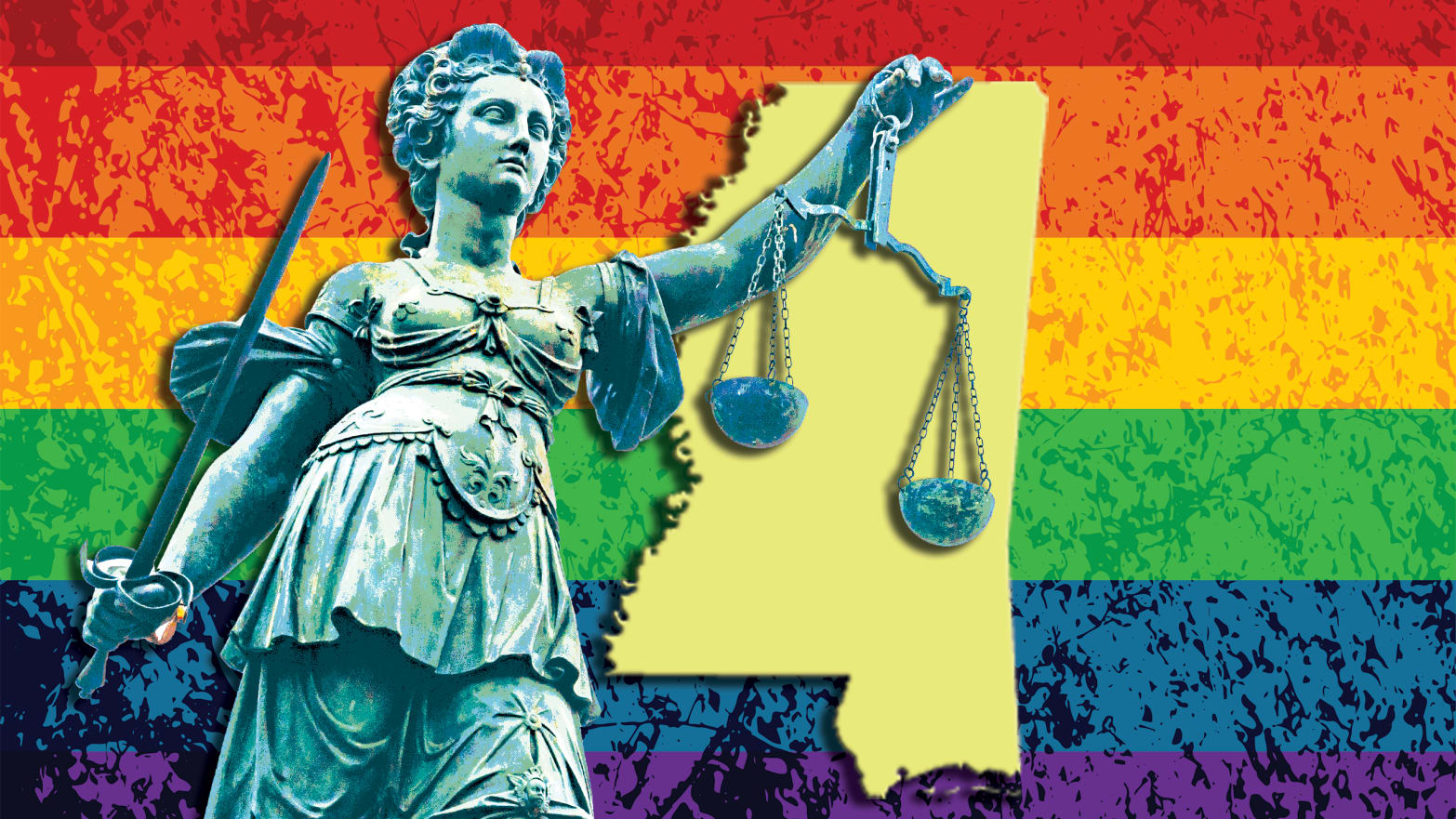 Mississippi's Draconian Anti-LGBT Law, The Worst In The Nation, Is Set to Take Effect