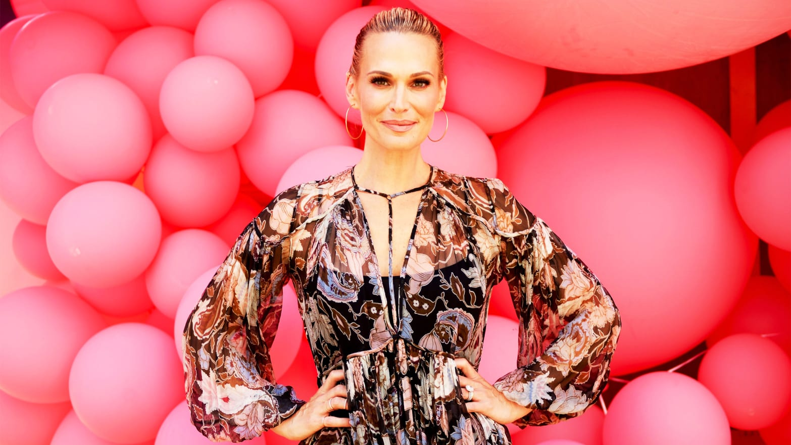 Molly Sims' Secrets to Entertaining