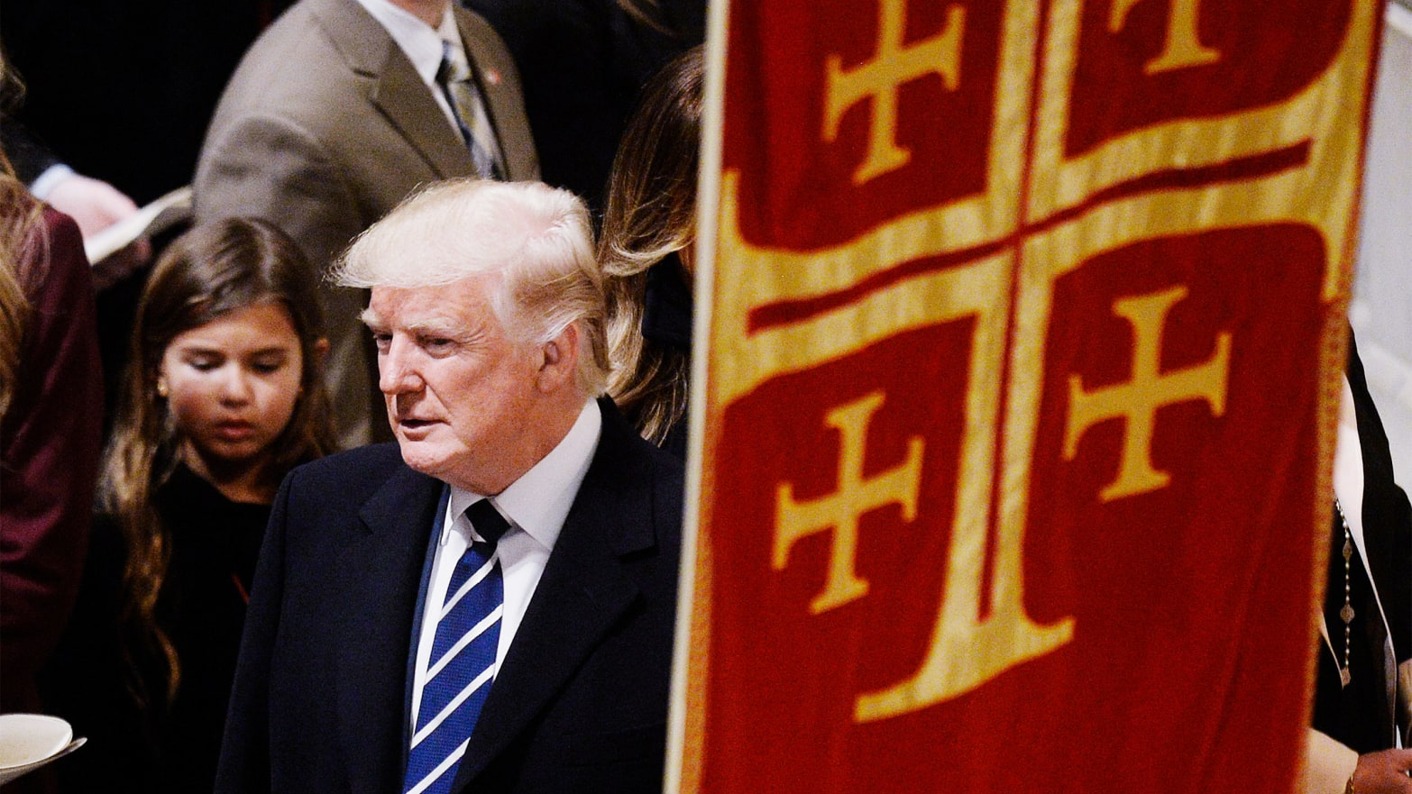 Stop Kidding Yourself: This Is A Christian Right Presidency