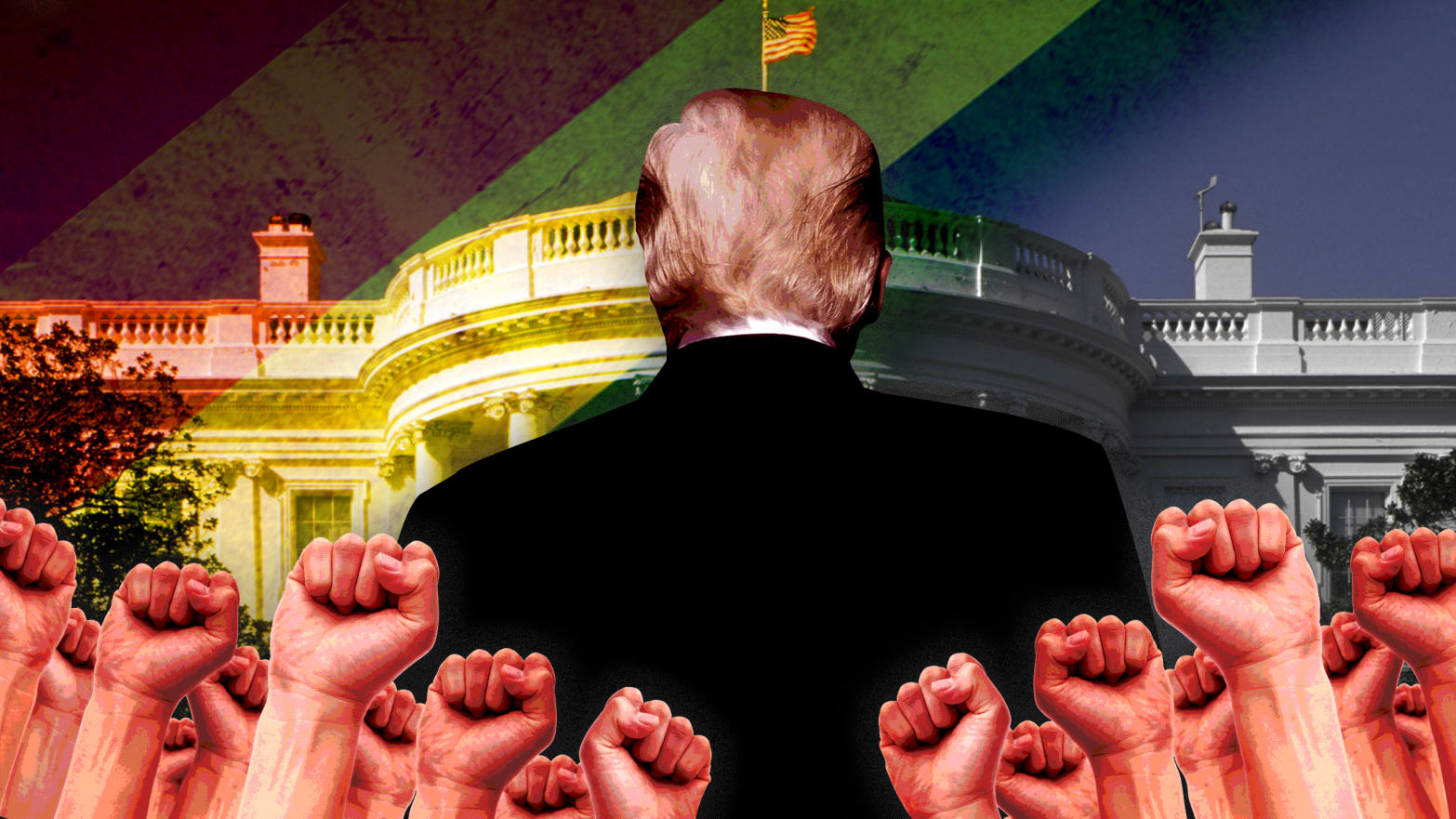 Trump's Gay Backers No Longer See Him as the Great Straight Hope