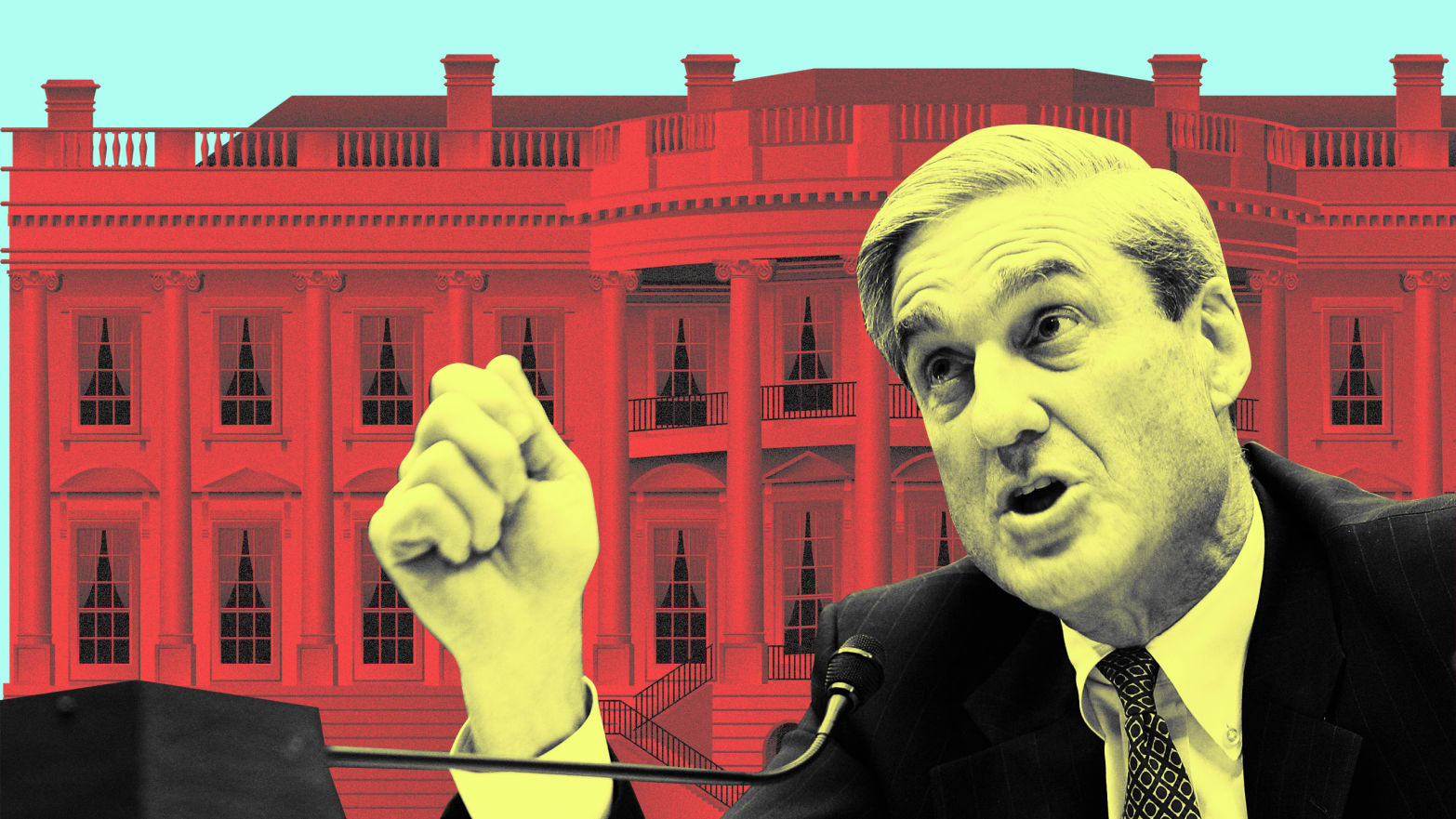 White House Turns Over Russia Docs to Mueller Probe