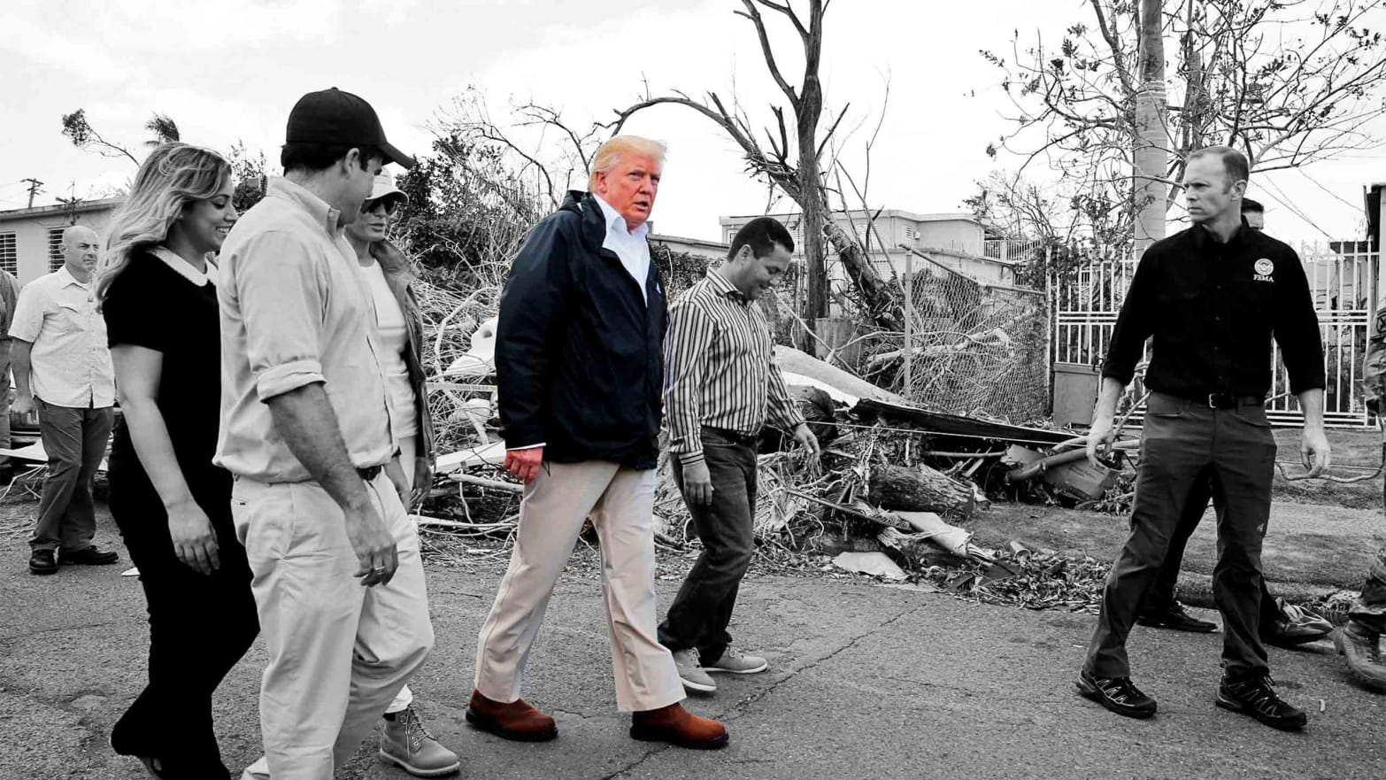 Which Was Worse for Puerto Rico, Hurricane Maria or Hurricane Donald?