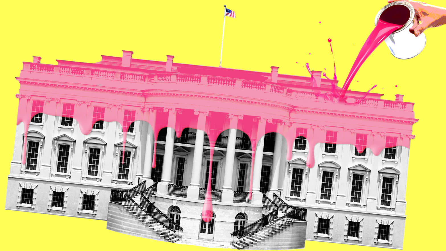 The White House's Pathetic Breast-Cancer Pinkwashing