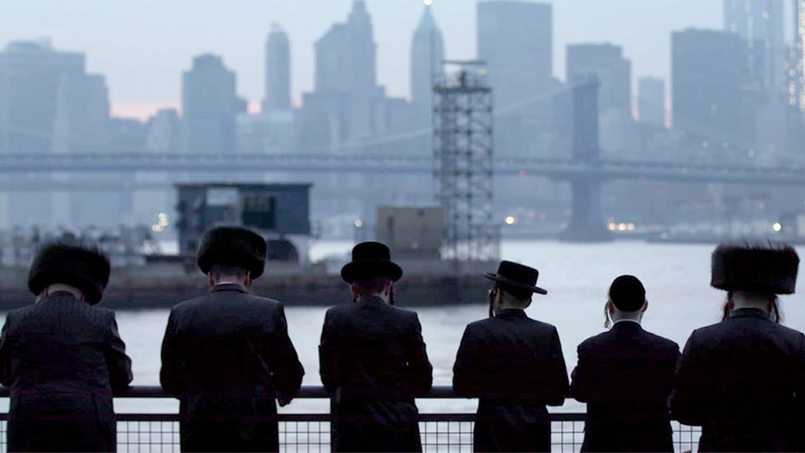 The Terror of Escaping New York's Hasidic Community
