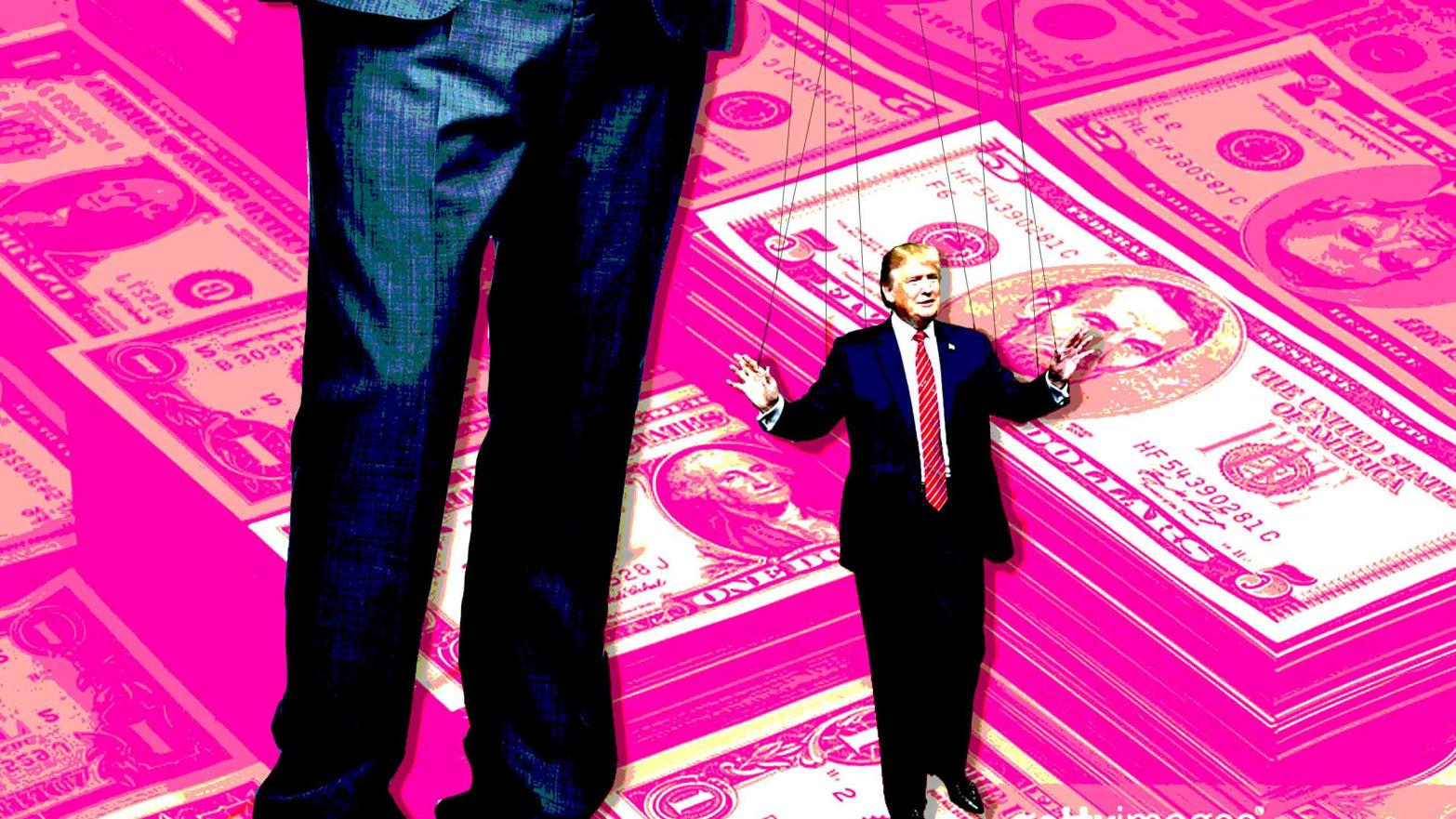 Trump Moneyman's $7 Billion Secret War With the IRS