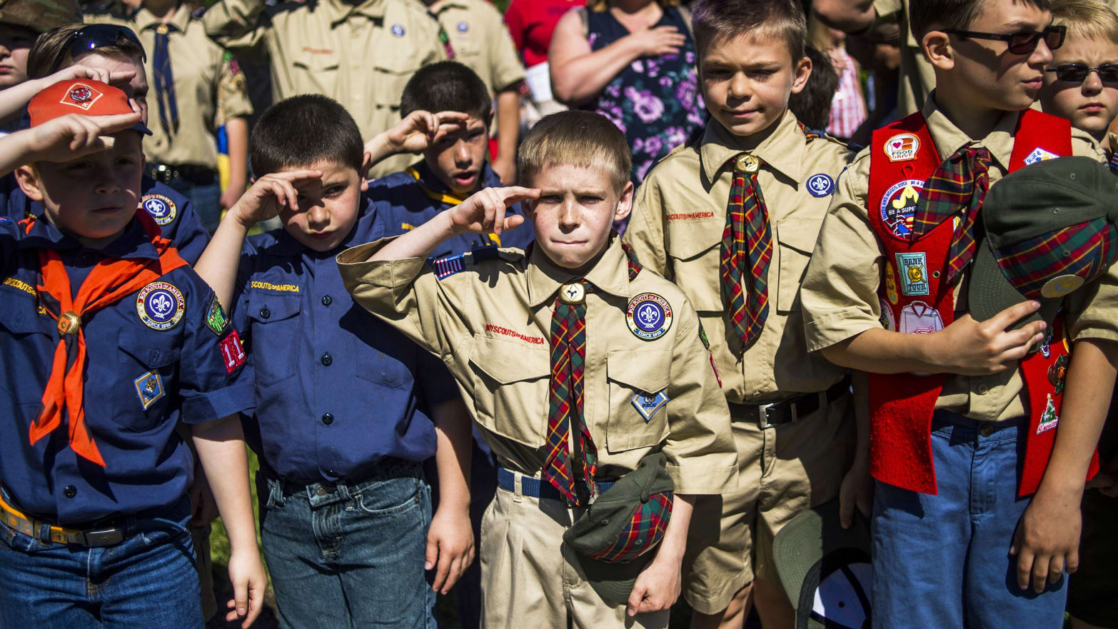 Cub Scout Booted From Den For Asking Lawmaker About Past