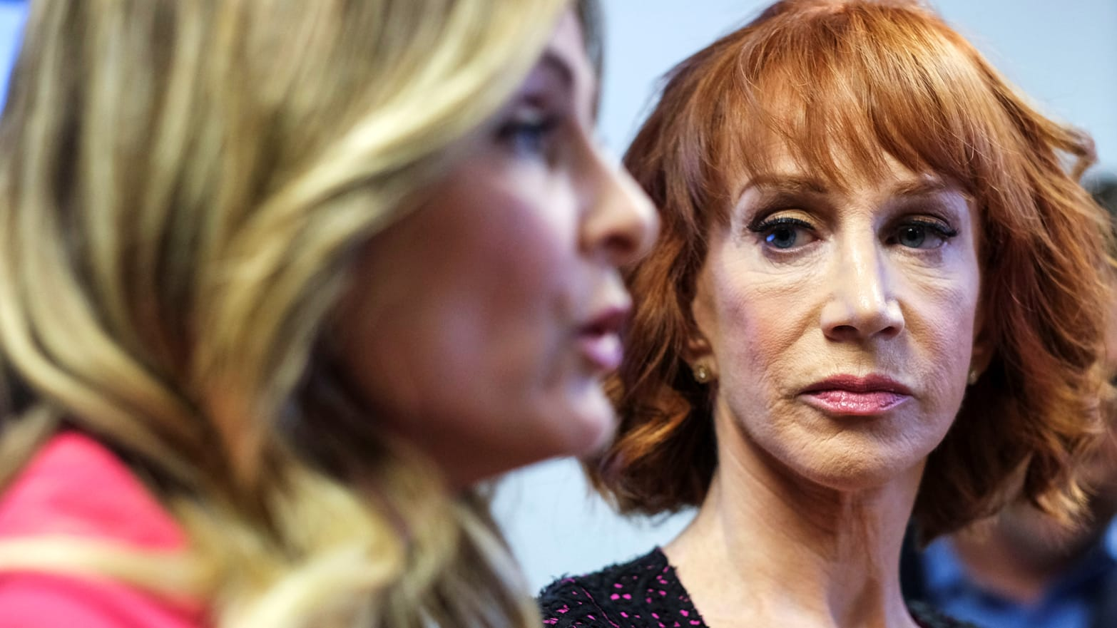 'I Got Bloomed': Kathy Griffin Dishes On Her Feud With 'Fame Whore' Lawyer Lisa Bloom—and Bloom Returns Fire