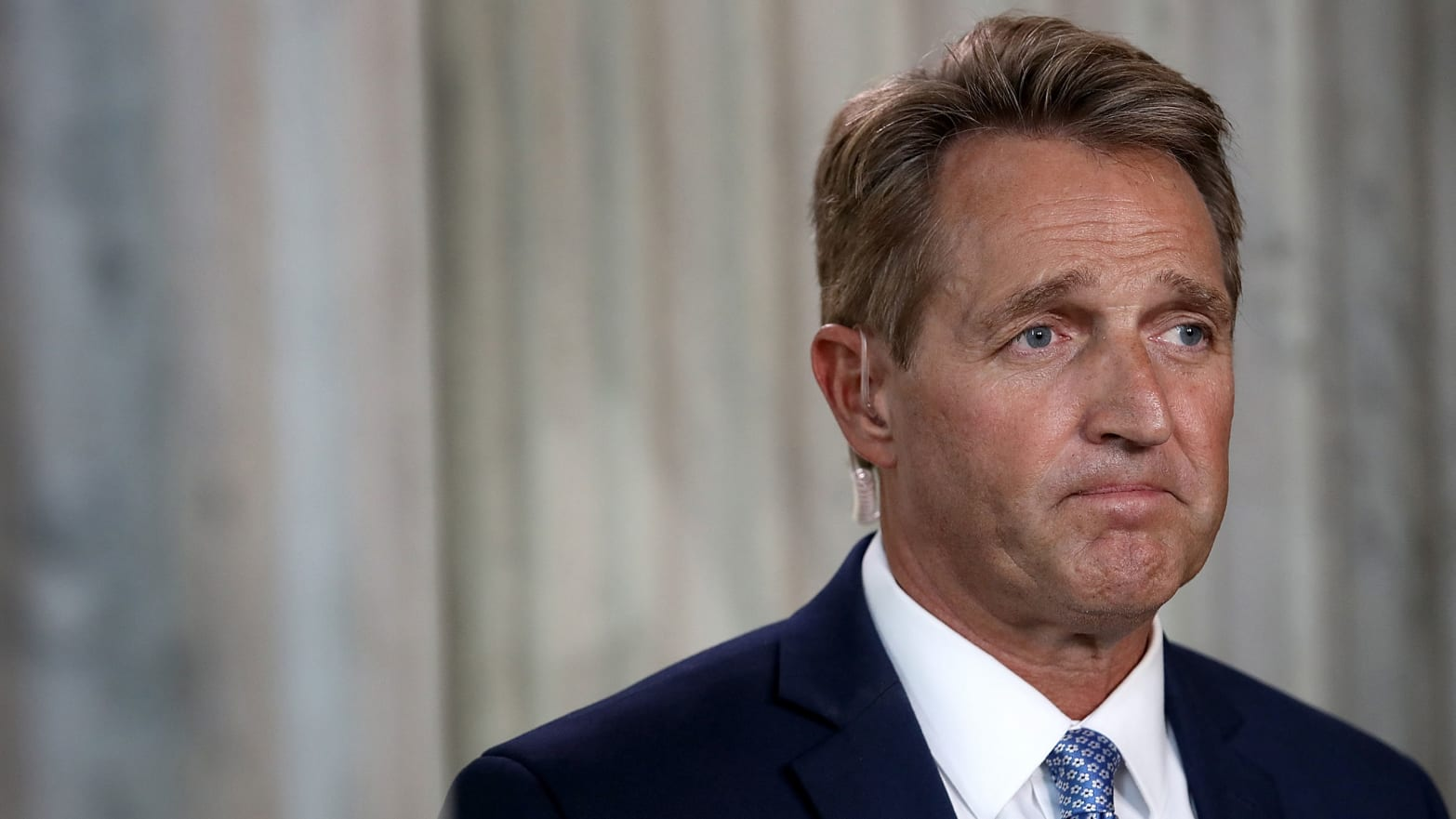 Are the Republicans the Party of Flake, or the Party of Trump?