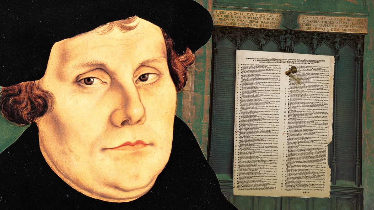 The Biggest Myth About the Protestant Reformation