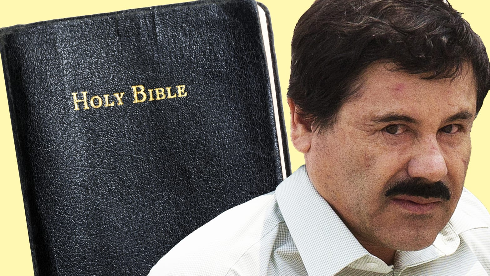 el chapo denied bible in jail because feds fear it could