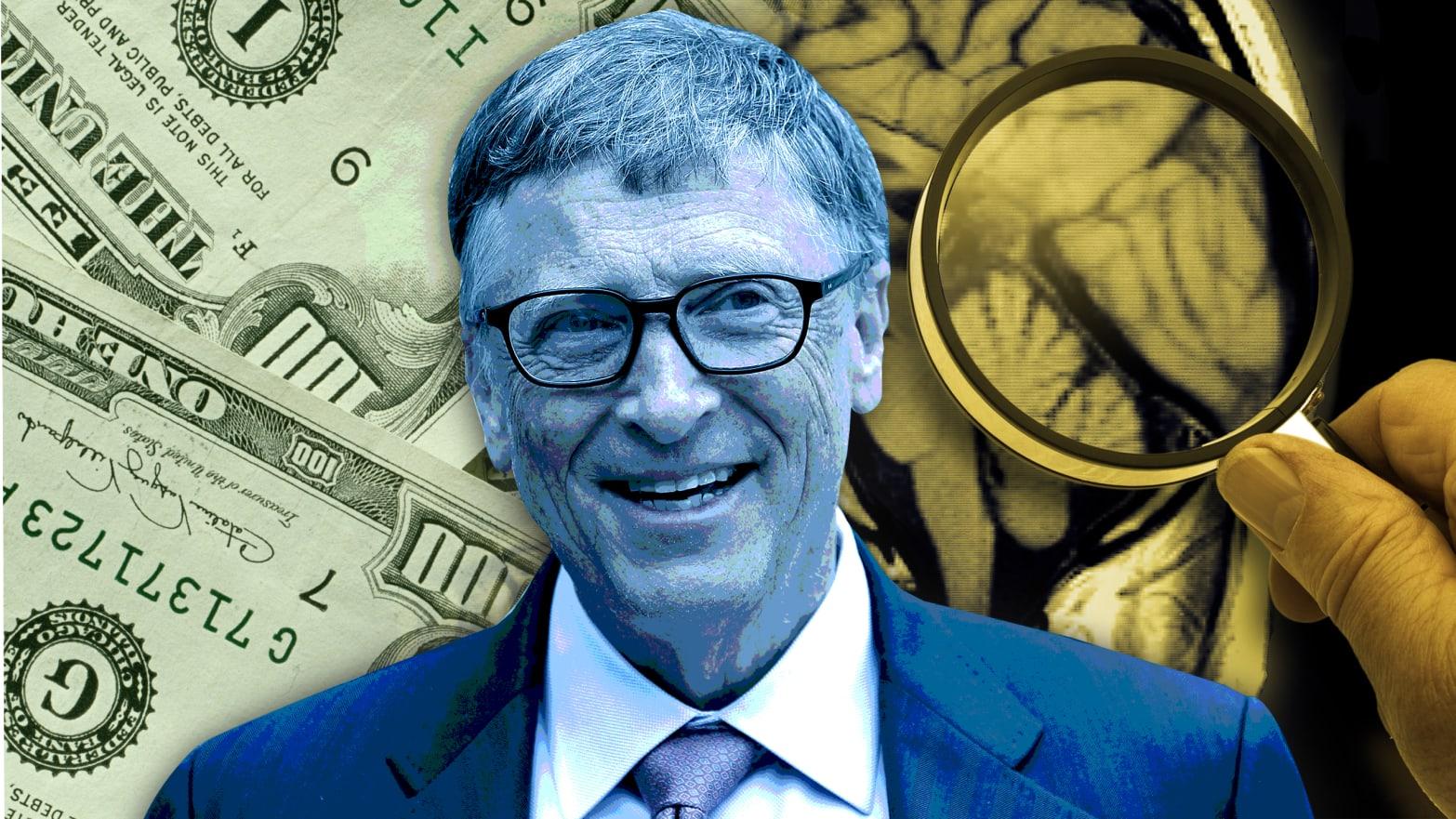 Will $100 Million From Bill Gates Solve Alzheimer's Disease?
