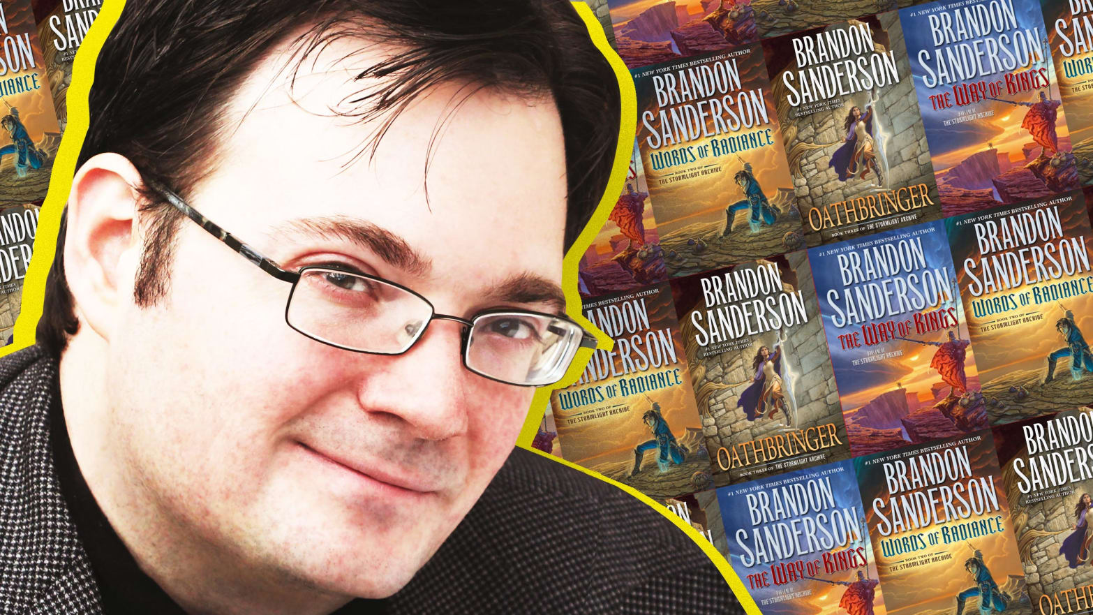 In 'Game of Thrones' Withdrawal? Brandon Sanderson Can Help.