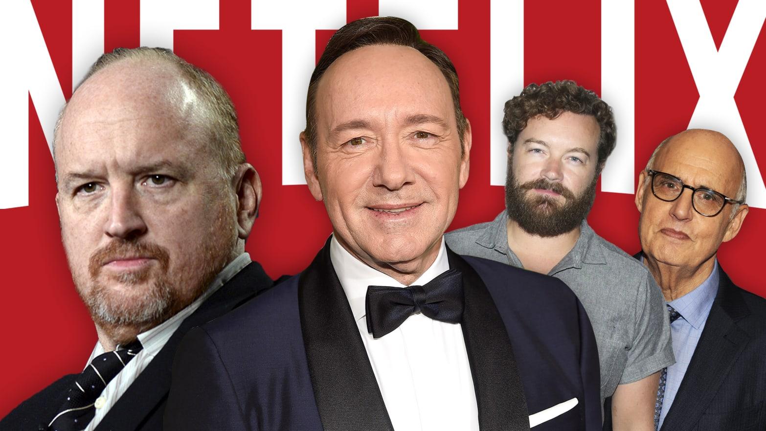 Netflix's Disturbing Sexual-Assault Hypocrisy
