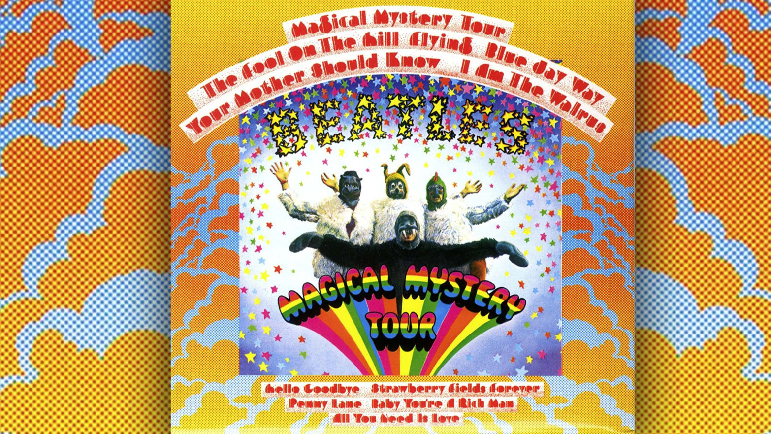 The Beatles Magical Mystery Tour At 50 A Monument To Paul Mccartney S Genius