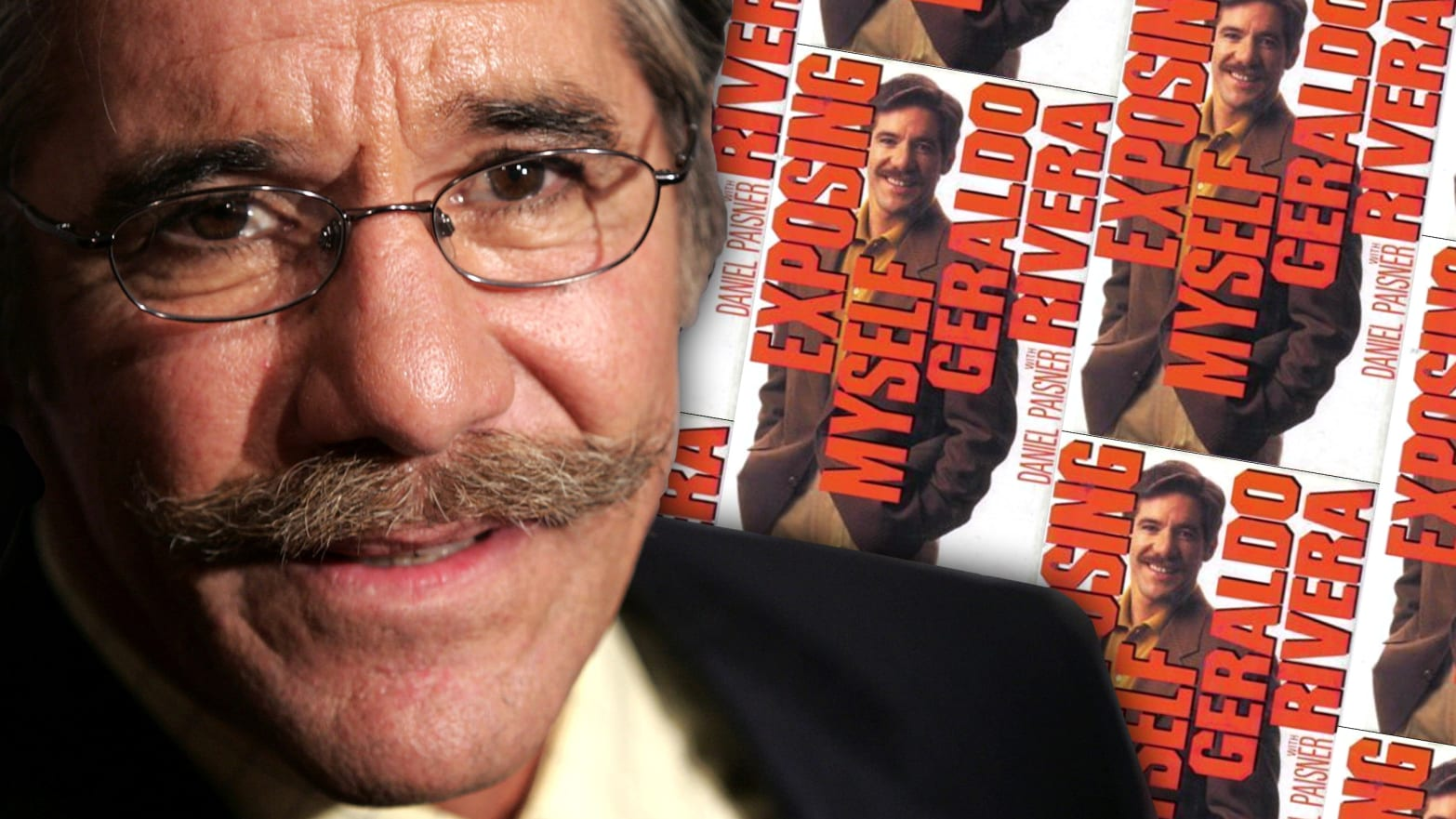 Geraldo Rivera's 1991 Memoir Is a Horndog's Bible of Workplace Harassment