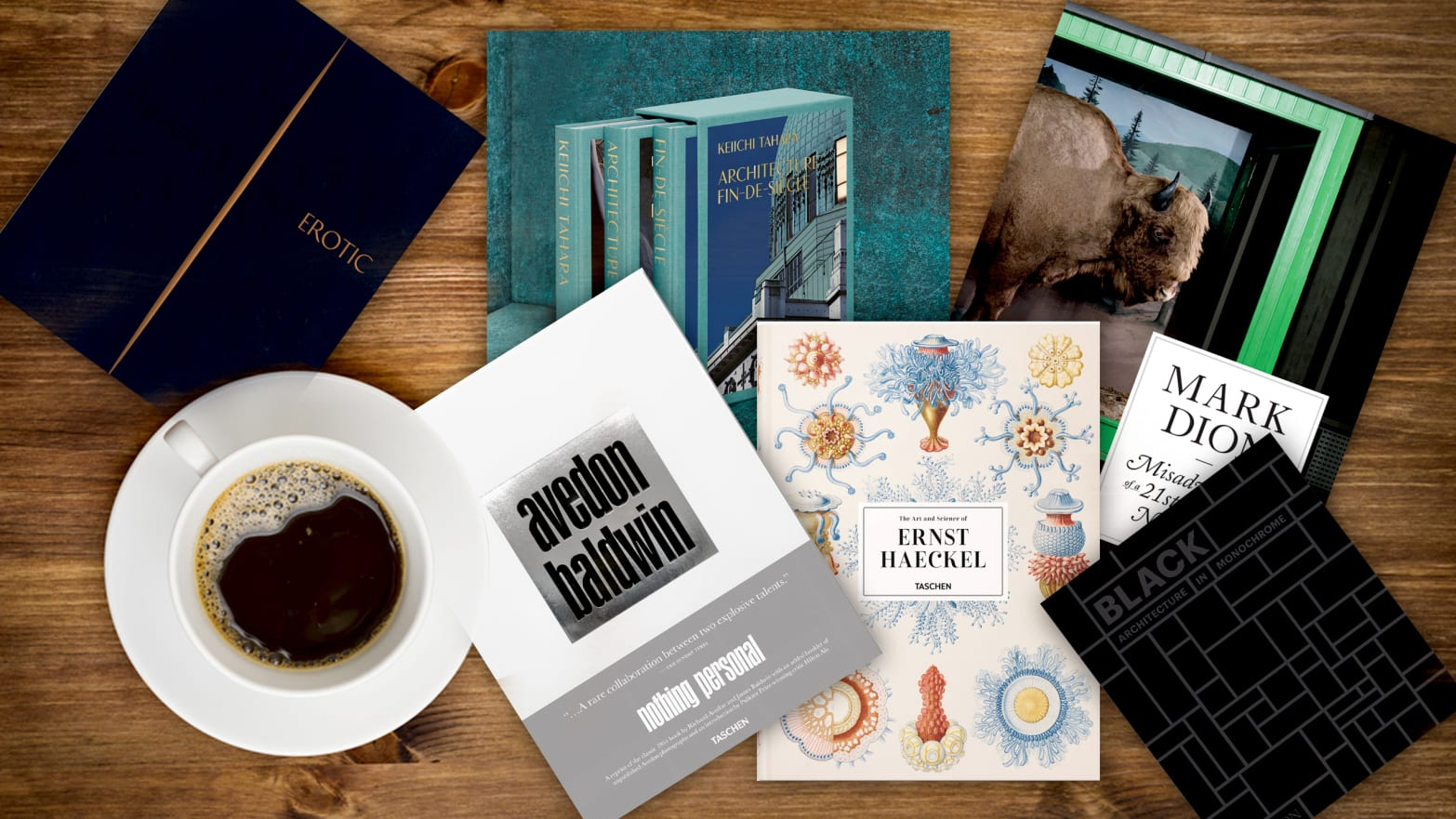 The Best Coffee Table Books of 2017