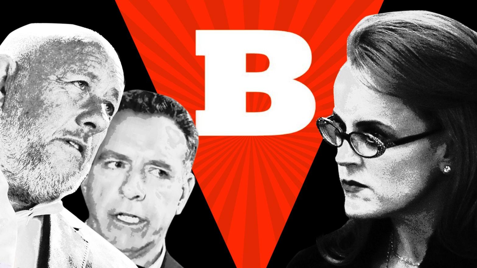A Lot of Butthurt to Go Around' as Breitbart Battle Splits Billionaires