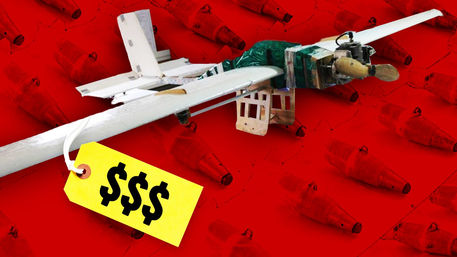Black Market Sold Drones Used in Russian Base Attack
