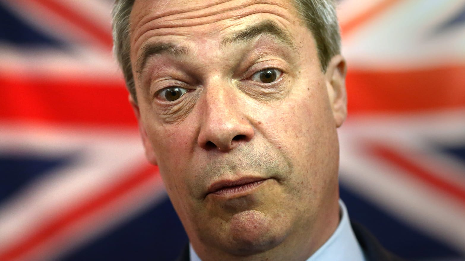 Mr Brexit Nigel Farage relinquishes role as Europes