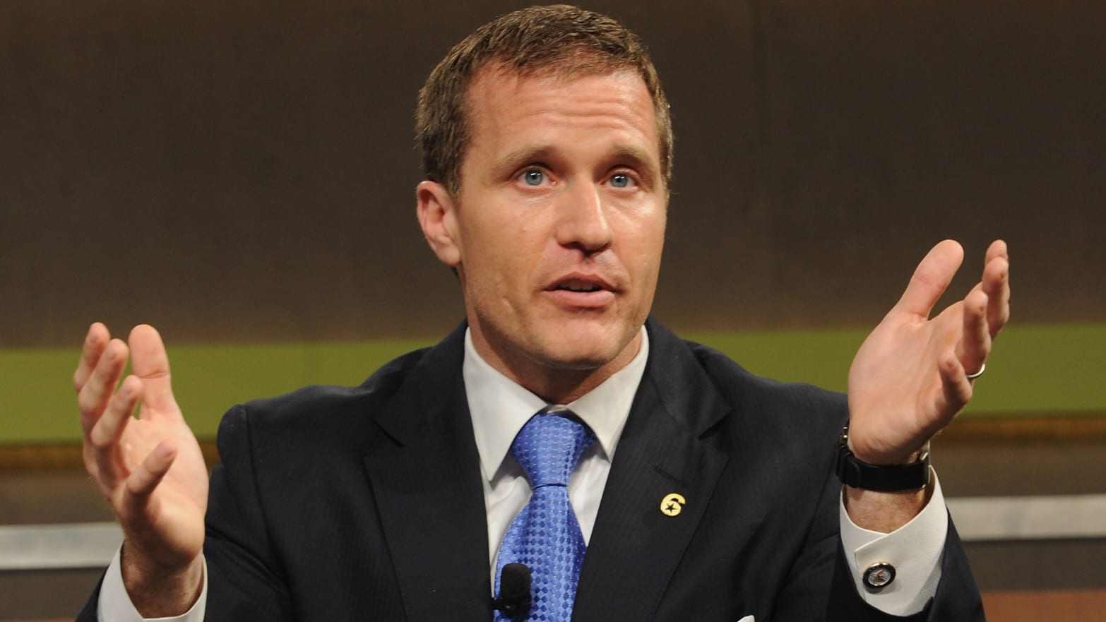 MISSOURI: Impeachment Looms For GOP Gov After Release Of